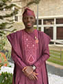 Amb. Musa Olatunji. Co-Founder/Executive Director of MORE Global Foundation, Partner